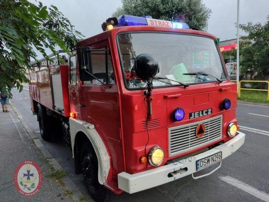 [FOTO] Przypalony garnek przyczyną interwencji strażaków