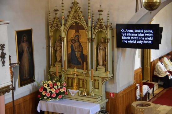 [FOTO] Ks. B. Kałuża w gronie upamiętnionych od średniowiecza katolickich duchownych