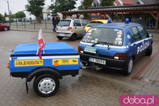 [FOTO] Motoryzacyjne perełki zjechały do Żarowa