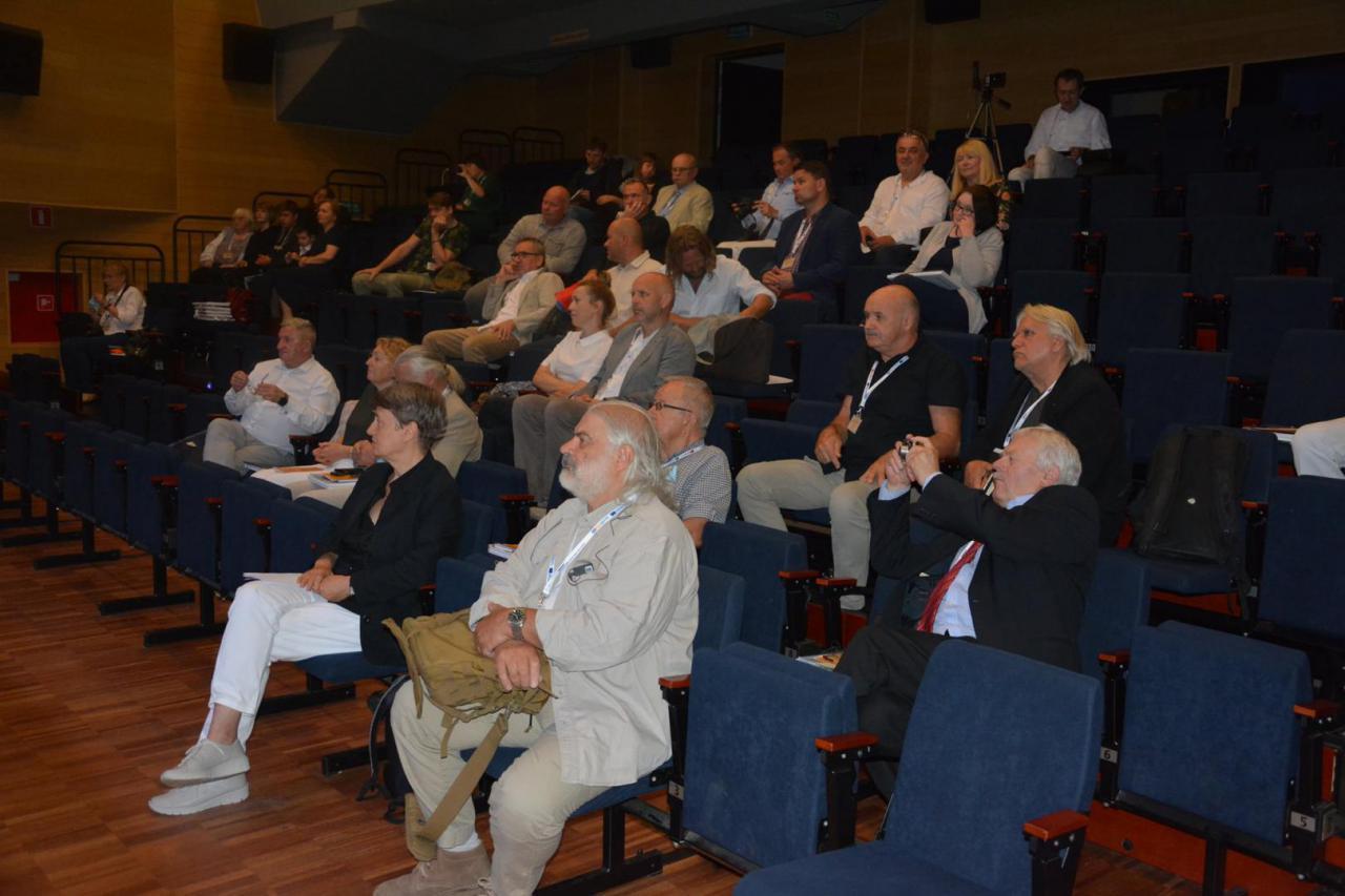 Konferencję naukowa pt. KSZTAŁT na zakończenie tegorocznej edycji Strzegomskiego Biennale Rzeźby w Granicie