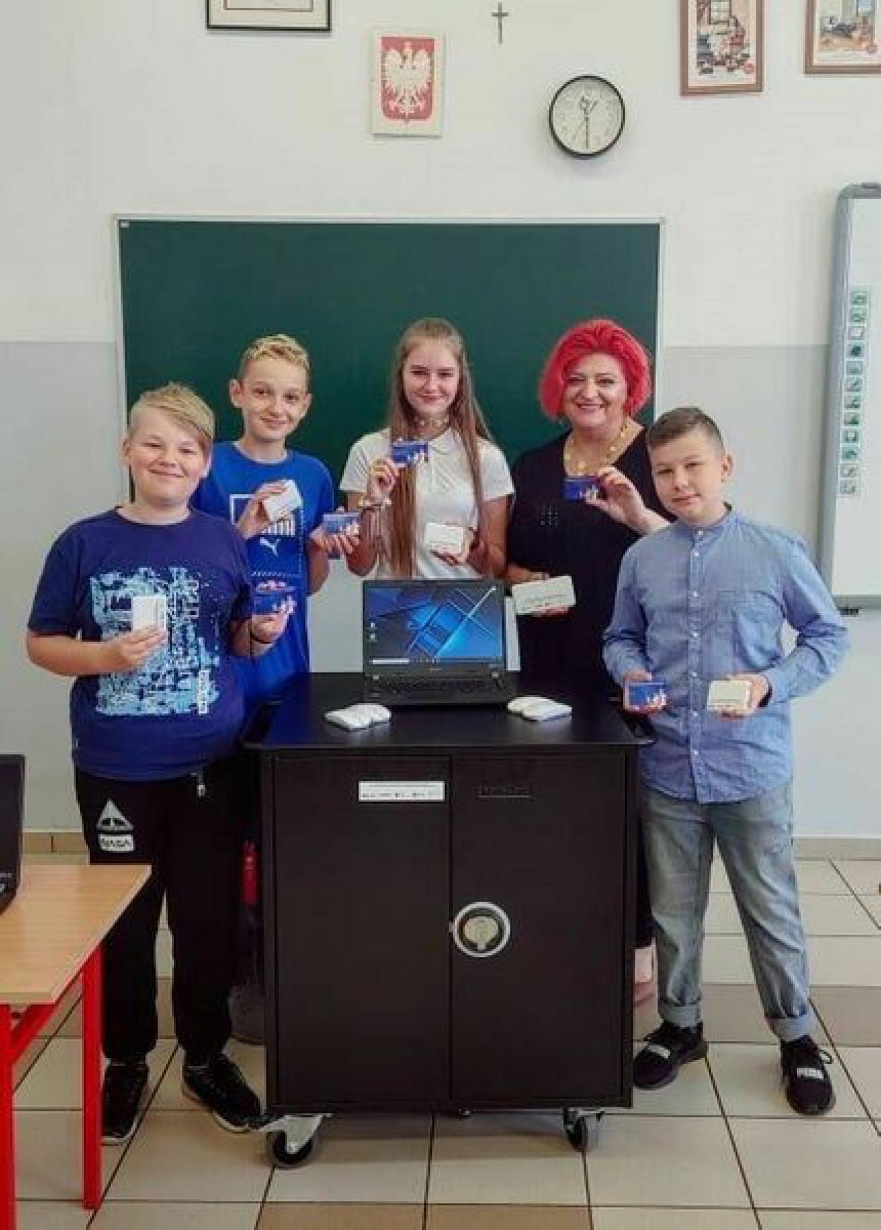 [FOTO] Wielki sukces uczniów ze strzegomskiej czwórki