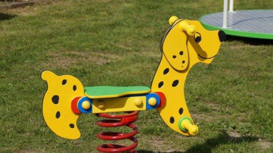 [FOTO] Otwarto plac zabaw w Witkowie