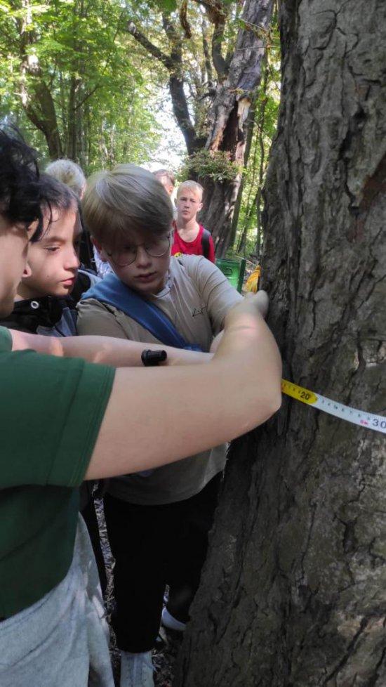 [FOTO] Uczniowie SP w Mokrzeszowie rozwijają swoje kompetencje