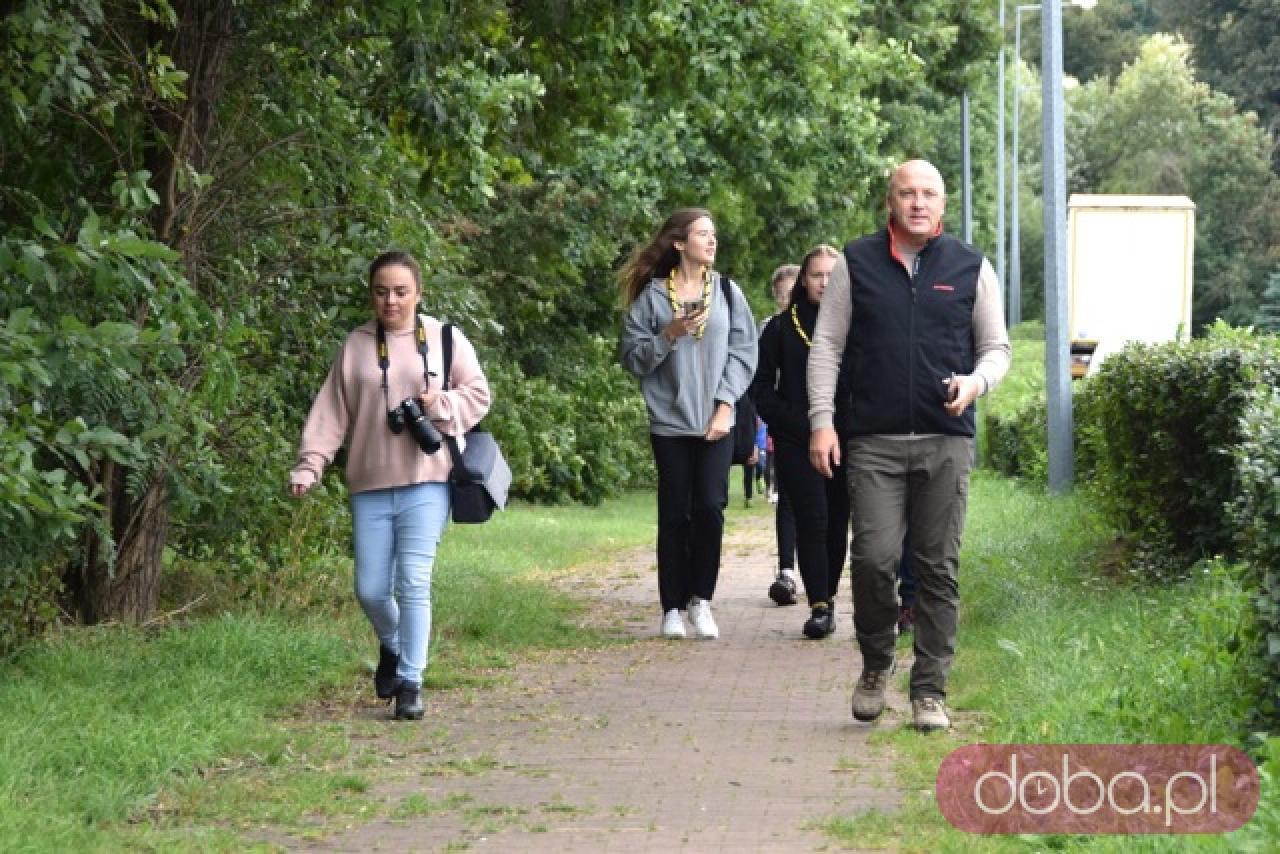 [FOTO] Sprzątanie Parku Strzelnica w Świdnicy