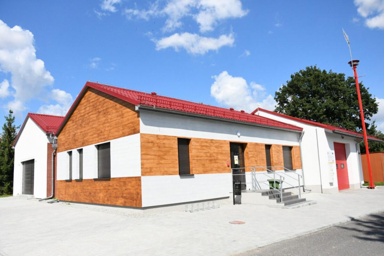 [FOTO] Otwarto Centrum Kultury, Integracji i Sportu w Tworzyjanowie