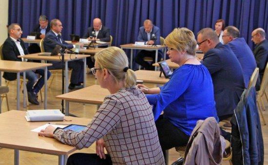 Wrześniowa sesja Rady Gminy Dobromierz