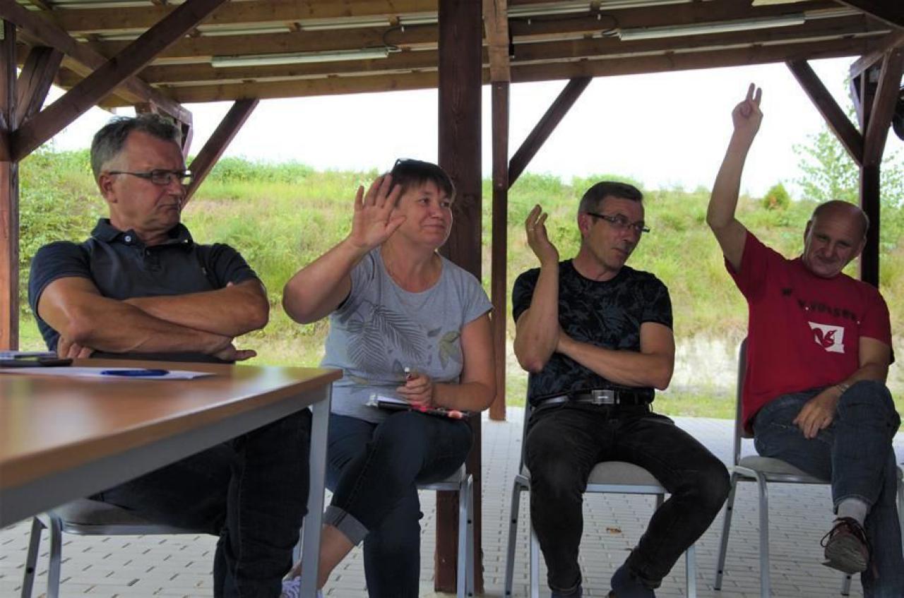 [FOTO] Zakończyły się zebrania ws. przeznaczenia środków z funduszu sołeckiego w gm. Żarów