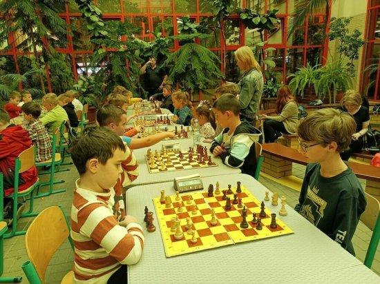[FOTO] Młodzi szachiści rywalizowali w Żarowie