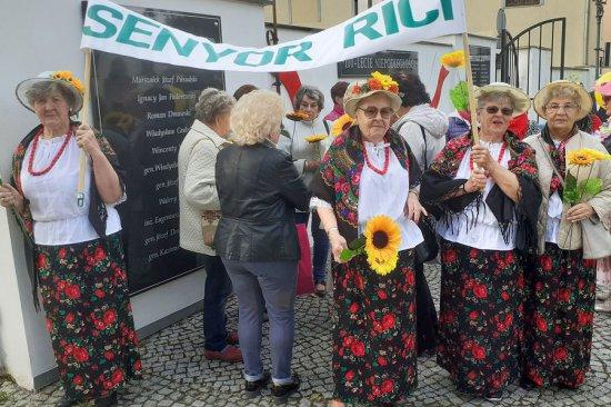 [FOTO] Żarowski zespół Senyor Rici gościł w Jeleniej Górze