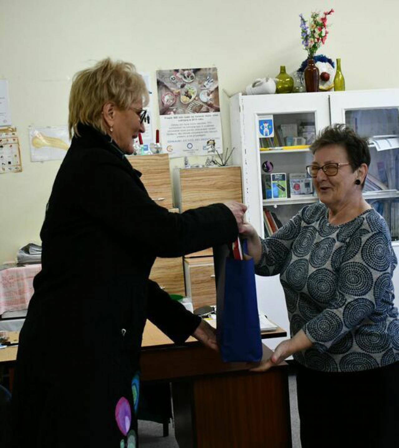 [FOTO] Stowarzyszenie Diabetyków koło Miejskie w Świebodzicach ma swoją salę do ćwiczeń