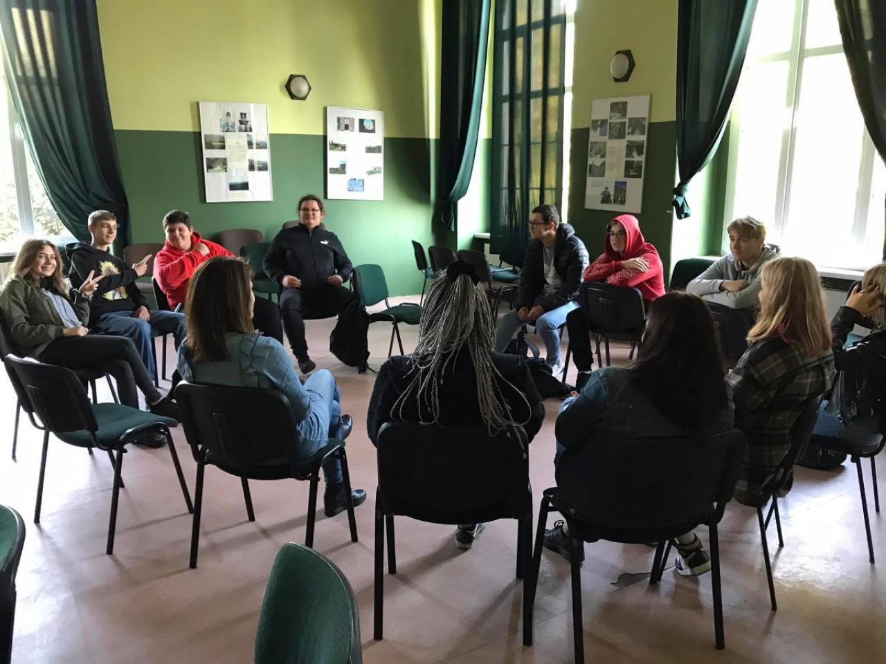 Dbamy o zdrowie psychiczne uczniów Zespołu Szkół w Strzegomiu