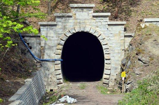 remont tunelu pod Małym Wołowcem