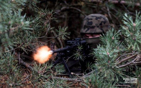 szkolenie instruktorskie Dolnośląskich Terytorialsów