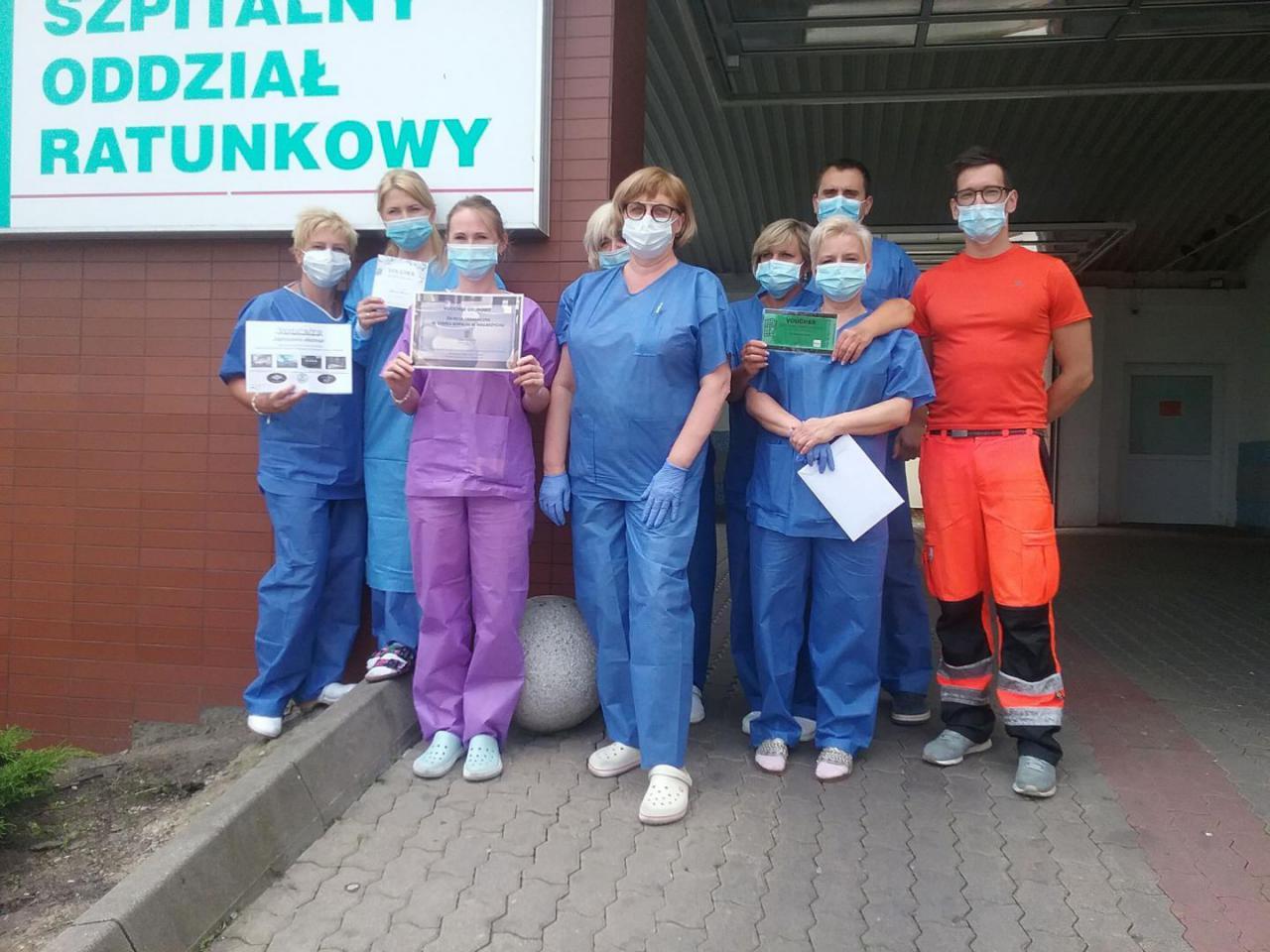 Aglomeracja Wałbrzyska dla Medyków