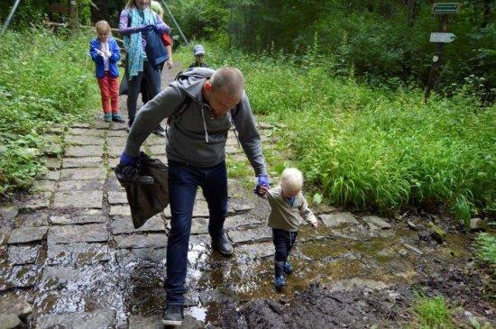 Wielkie sprzątanie w Parku Książańskim
