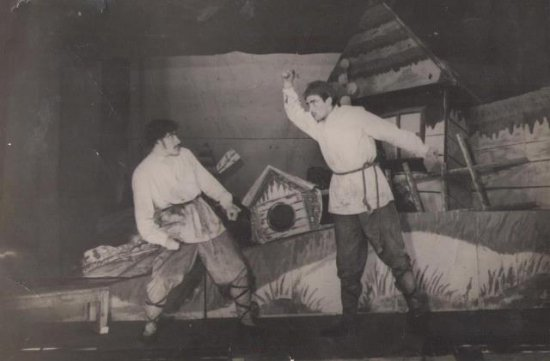 teatr lalki