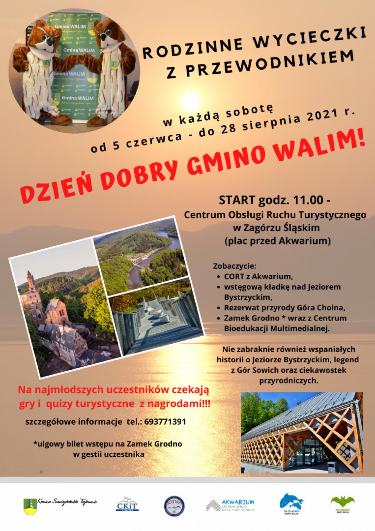 Gmina Walim - kraina Sowiogórskich Tajemnic