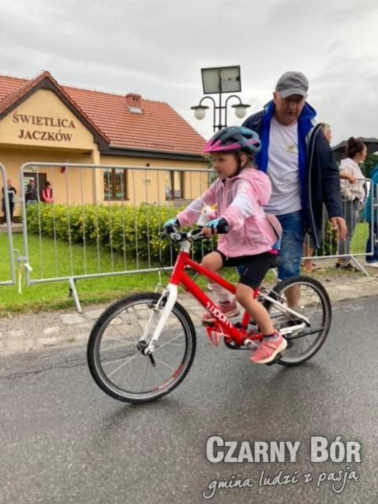 [FOTO] Wyścig kolarski w Jaczkowie