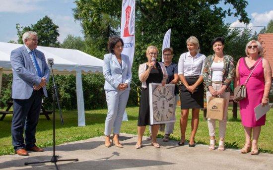 Klub Senior+ w Unisławiu Śląskim otwarty