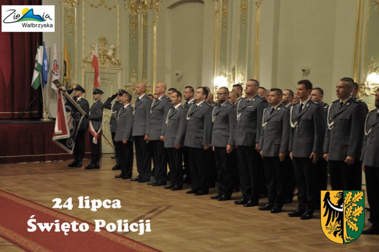 Święto Policji w Szczawnie Zdroju