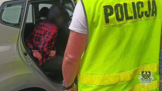 Troje złodziei w rękach policji