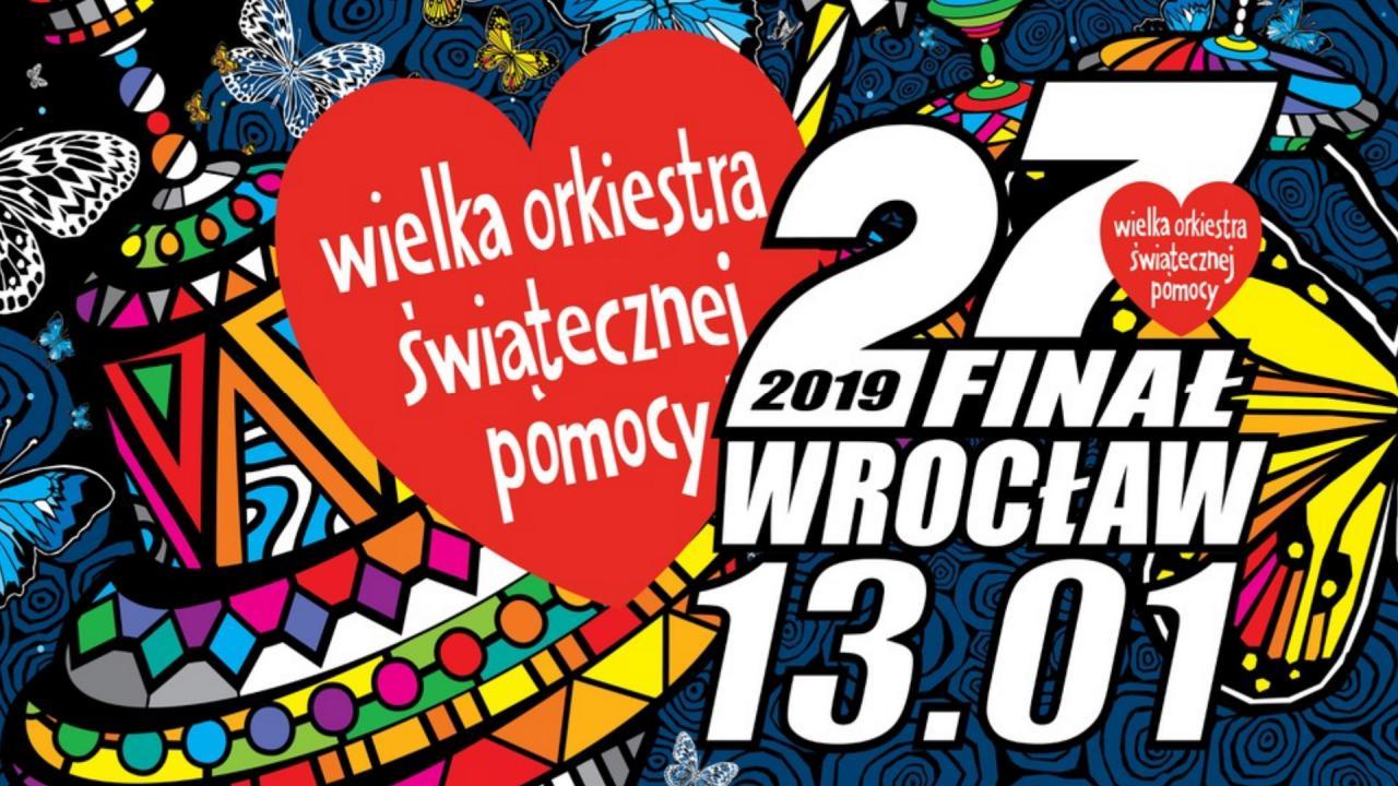27 Finał Wośp We Wrocławiu