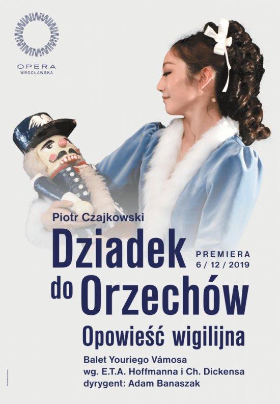 Dziadek do orzechów w Operze Wrocławskiej