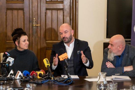 Olga Tokarczuk powołuje fundację we Wrocławiu