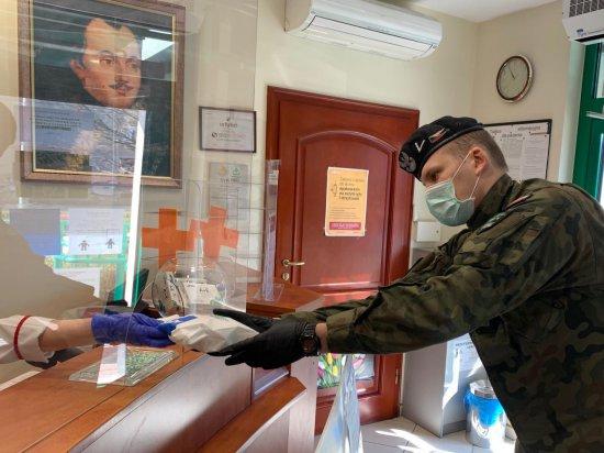 """Akademia Wojsk Lądowych w operacji """"Odporna Wiosna"""""""