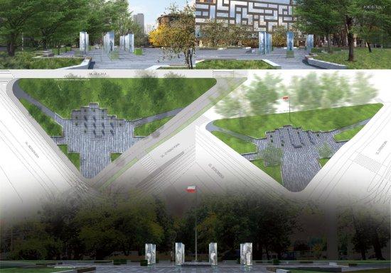 pomnik Żołnierzy Wyklętych we Wrocławiu
