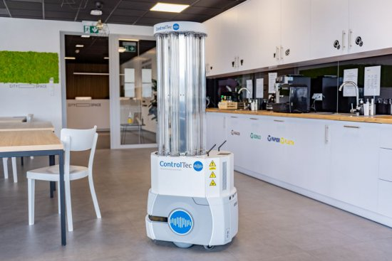 robot UV-C