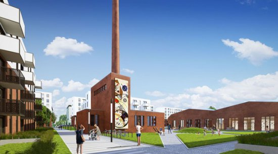 Mieszkanie Plus we Wrocławiu: Ruszyła budowa osiedla przy ul. Kolejowej