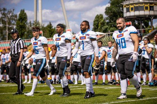 Panthers Wrocław – już w sobotę międzynarodowe starcie na Stadionie Olimpijskim we Wrocławiu