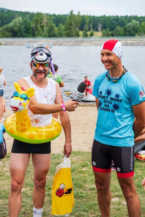 [FOTO] Triathlon dla Januszy i Grażyn zakończony