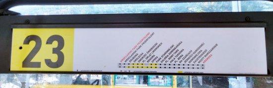 Ujednolicenie informacji pasażerskiej w pojazdach MPK