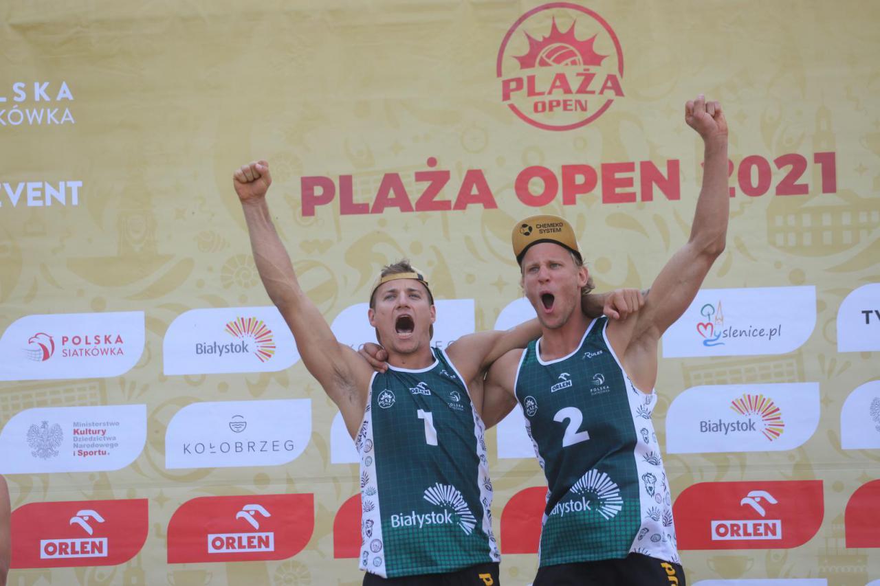Turniej Plaża Open zdominowany przez wrocławską Gwardię