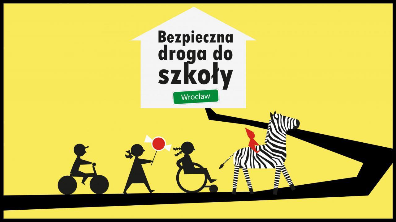 Bezpieczna Droga Do Szkoły we Wrocławiu