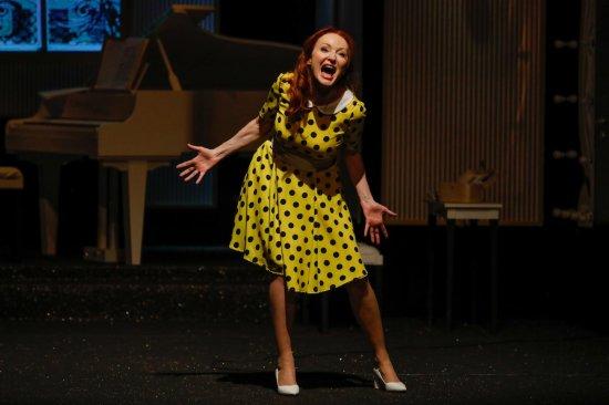Spektakle przedpremierowe Judy na końcu tęczy