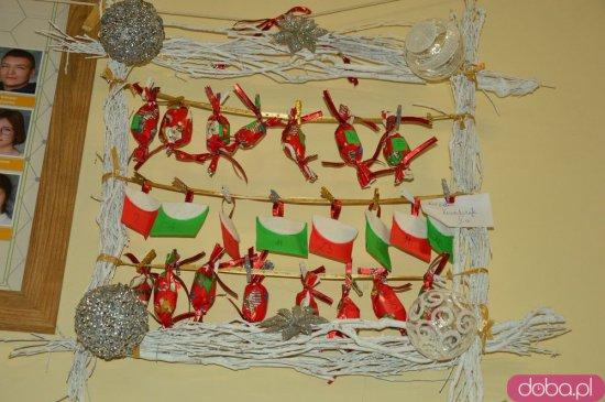 Piękne kalendarze adwentowe uczniów z Piastowskiej