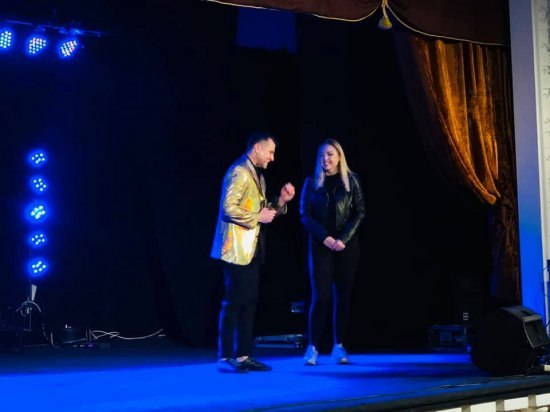 Kabaret Paranienormalni wystąpił w Ziębicach