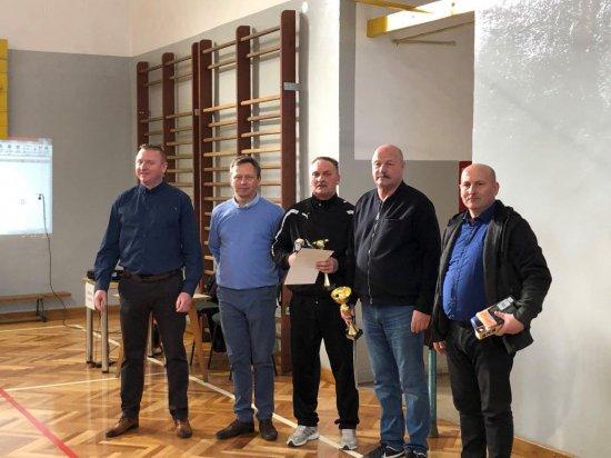 Mistrzostwa Powiatu Ząbkowickiego w tenisie stołowym