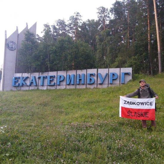 Sławomir Michał Po drugiej stronie Uralu