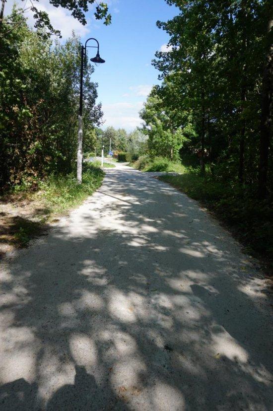 Nowa ścieżka rowerowa w Złotym Stoku gotowa