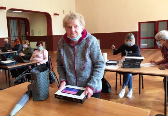 Ciepłowody: Projekt dla seniorów