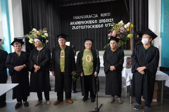 Gaudeamus… Złotostockiego Uniwersytetu Trzeciego Wieku