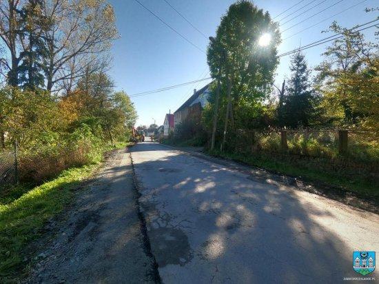 Chodniki i drogi - inwestycje w bezpieczeństwo mieszkańców