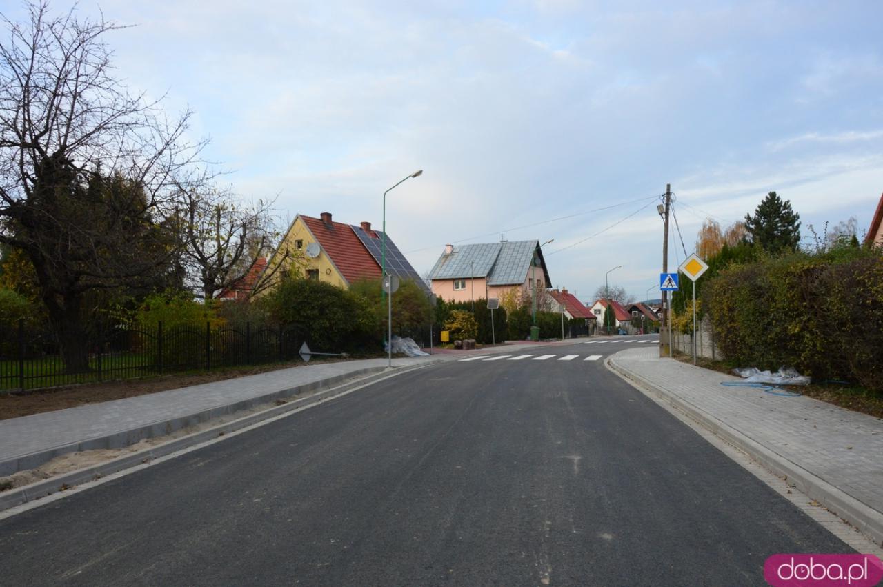 Ulica Daszyńskiego w Ząbkowicach Śląskich