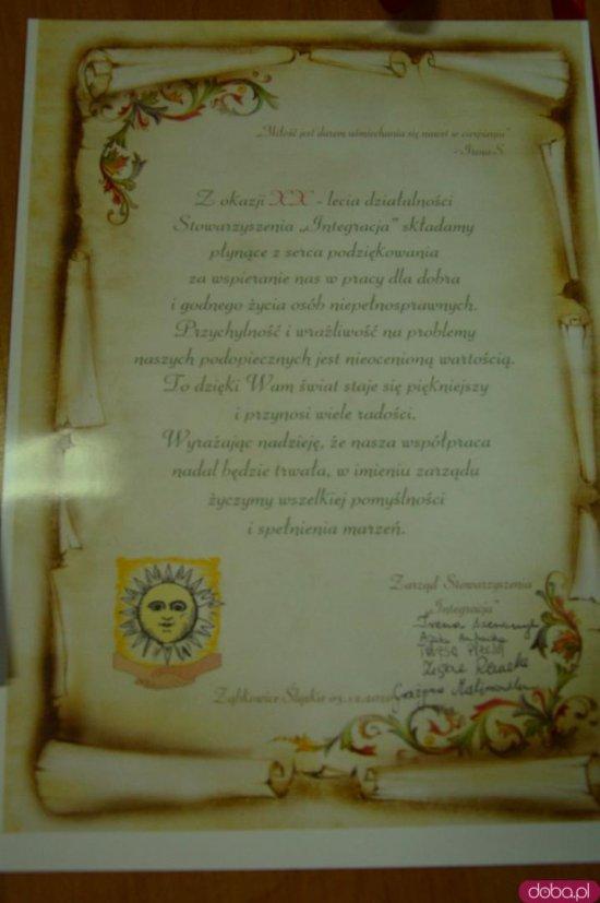 Ząbkowicka Integracja ma 20 lat!
