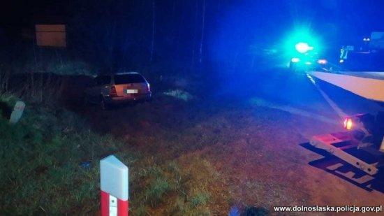 Policjant wracający ze służby z narażeniem życia zatrzymał pijanego kierowcę