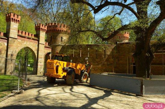 Milionowe inwestycje zmieniają Pałac Marianny Orańskiej